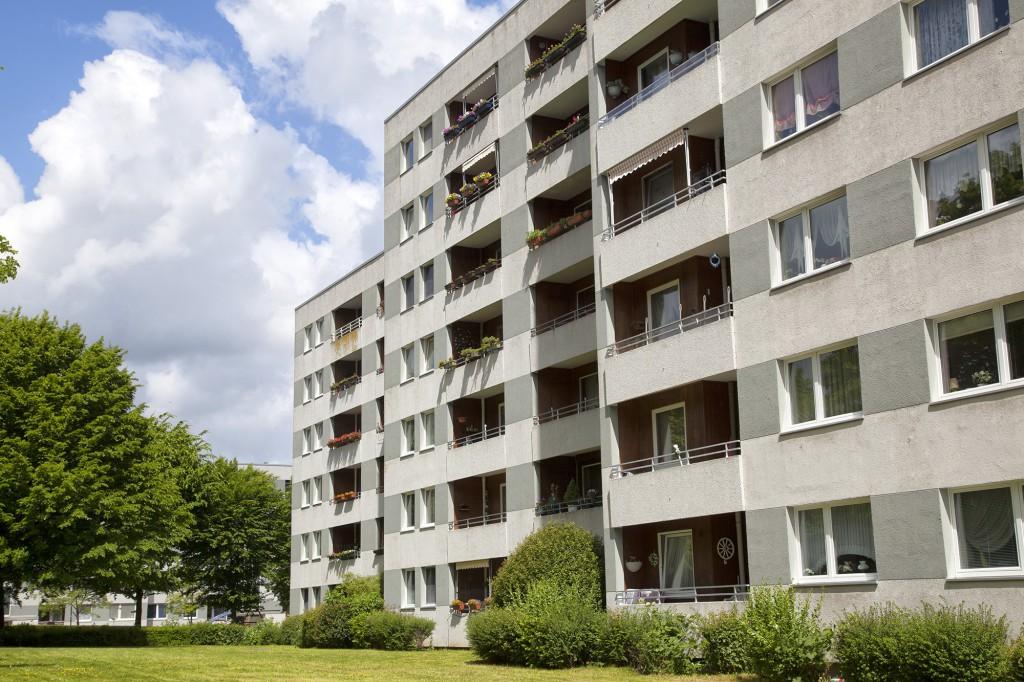 Wohngebäude aus den 1980´er Jahren